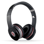 Beats by Dr. Dre Beats Wireless™ Black Over-the-Ear Headphones 279.99