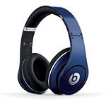 Beats by Dr. Dre Blue Beats Studio™ Blue Over-the-Ear Headphones 279.95