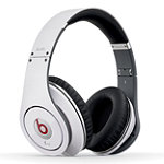 Beats by Dr. Dre Beats Studio™ White Over-the-Ear Headphones 279.95