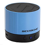 Scosche Blue BoomStream Mini-Speaker System