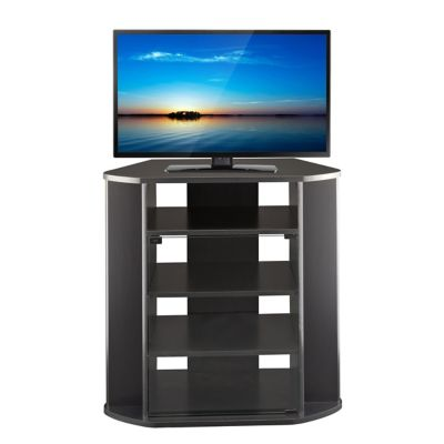 "Proscan 32"" Roku LED Smart HDTV with Bush TV Stand"