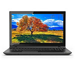 Toshiba 15.6' Satellite Touchscreen Laptop with AMD A4-7210 Processor, 4GB Memory, 750GB Hard Drive, Black