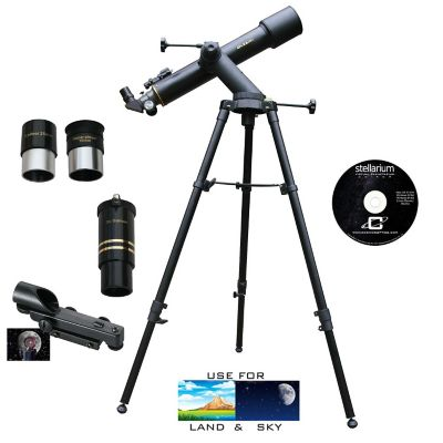 Cassini 600 x 90mm Tracker Refractor Telescope Kit