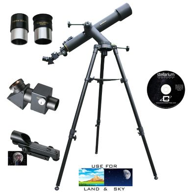 Cassini 720 x 80mm Tracker Refractor Telescope Kit