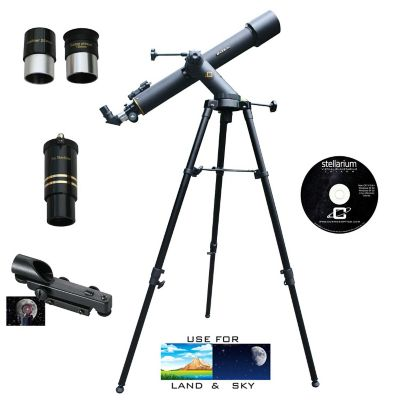 Cassini 800 x 72mm Tracker Refractor Telescope Kit