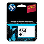 HP 564 Black Ink Cartridge 13.99