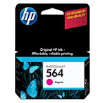 HP 564 Magenta Ink Cartridge 9.99
