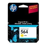 HP 564 Yellow Ink Cartridge 11.99