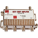 Antennas 4-Way Direct Output TV/CAT-5 Distribution Amplifier