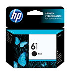HP 61 Black Ink Cartridge No price available.