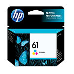 HP 61 Tri-color Ink Cartridge 21.99