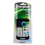 Energizer Smart NiMH AA and NiMH AAA Battery Charger 12.95