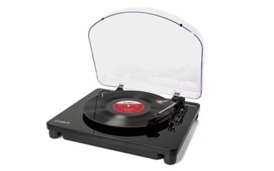 Ion USB Conversion Turntable for MAC and PC