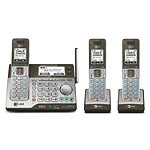 AT&T DECT 6.0 3-Handset Connect to Cell™ Cordless Phone with Answering System 99.95