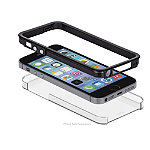 Case-Mate Clear/Black Naked Tough Case for iPhone 5s/5 34.99