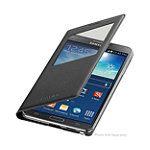 Samsung Black S-View Flip Cover for Samsung Galaxy Note 3 34.95