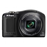 Nikon 18.1 Megapixel Backlit CMOS Coolpix® Camera with 14x Optical Zoom 129.95