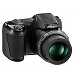 Nikon 16 Megapixel CMOS Coolpix® Camera with 30x Optical Zoom