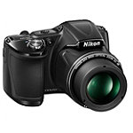 Nikon 16 Megapixel Backlit CMOS Coolpix® Camera with 34x Optical Zoom