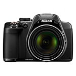 Nikon 16.1 Megapixel Backlit CMOS Coolpix® Camera with 42x Optical Zoom