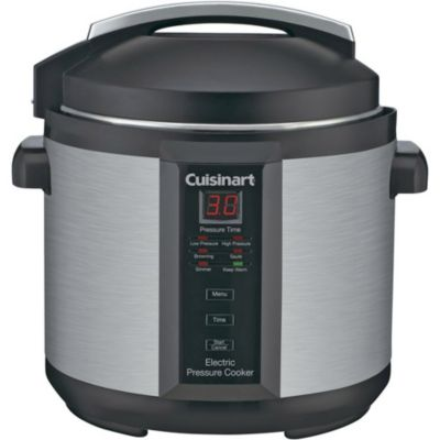 Cuisinart 6-Quart, 1000-Watt Electric Pressure Cooker