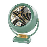 Vornado Antique Green Medium Vintage Fan