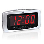 GPX Large Display Clock Radio 9.95