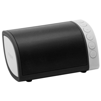 Nyne Cruiser Black/Silver Bluetooth Speaker and Charger