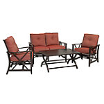 Agio Haywood 4-Piece Patio Set