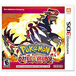 Nintendo 3DS Pokemon Omega Ruby 39.99