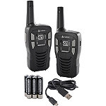 Cobra Walkie Talkies with 16-Mile Range 29.95