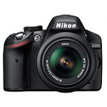 Nikon 24.2 Megapixel Digital SLR Camera with 18-55mm Zoom Lens