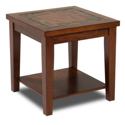 Steve Silver Davenport Slate End Table