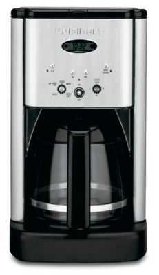 Cuisinart Stainless Steel Brew Central™ 12-Cup Programmable Coffee Maker