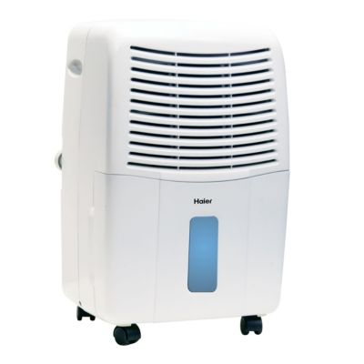 Haier 45 Pints Per Day Electronic Control Dehumidifier