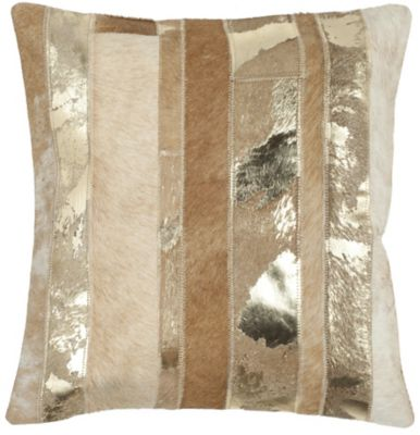 Safavieh Tan Peyton Pillows Set of 2