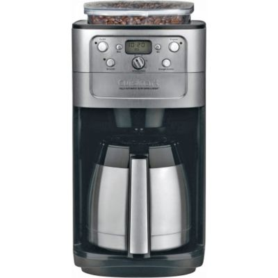 Cuisinart Burr Grind and Brew Thermal™ 12-Cup Automatic Coffeemaker