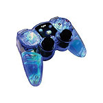 dreamGEAR Blue Lava Glow 2.4GHZ RF Wireless Controller Gamepad for PlayStation2 24.99