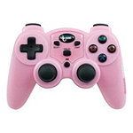 dreamGEAR Pink Magna Force 2.4Ghz RF Wireless Controller Gamepad 24.99