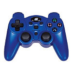 dreamGEAR Blue Radium Wireless Controller
