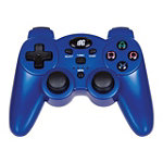 dreamGEAR Blue Radium Wireless controller Gamepad for Sony PlayStation 3 29.99