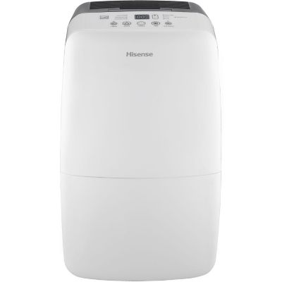 Hisense Energy Star 50 Pt. 2-Speed Dehumidifier with Built-In Pump