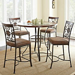 Special Buy! Steve Silver Turner Counter Height Dining Group