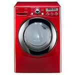 LG 7.3 Cu. Ft. TrueSteam™ Electric Dryer No price available.