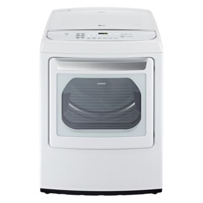 LG 7.3 Cu. Ft. Steam Electric Dryer