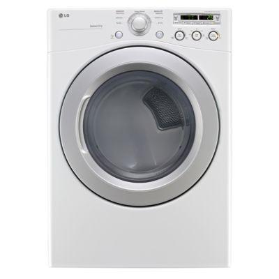 LG 7.3 Cu. Ft. Gas Dryer (Pedestal Sold Separately)