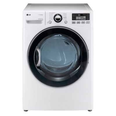 LG 7.3 Cu. Ft. TrueSteam™ Gas Dryer