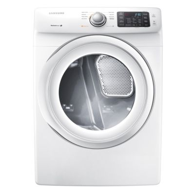 Samsung 7.5 Cu. Ft. Electric Dryer (Pedestal Sold Separately)