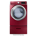 Samsung 7.5 Cu. Ft. Steam Gas Dryer (Pedestal Sold Separately)