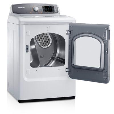 Samsung 7.4 Cu. Ft. Steam Electric Dryer